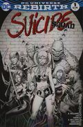 Suicide Squad (2016 5th Series) 1BMTB&W