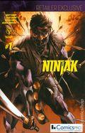 Ninjak (2015) 1RE