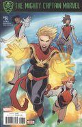 Mighty Captain Marvel (2016 Marvel) 8A