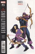 Generations Hawkeye and Hawkeye (2017) 1B
