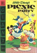 Dell Giant Picnic Party (1955) 7B