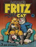 R. Crumb's Fritz the Cat (1969) 1