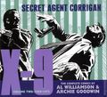 X-9 Secret Agent Corrigan HC (2010 IDW) 2-REP