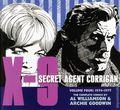 X-9 Secret Agent Corrigan HC (2010 IDW) 4-REP