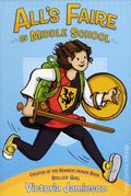 All's Fair in Middel School GN (2017 Dial Books) 1-1ST
