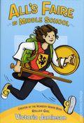 All's Fair in Middel School HC (2017 Dial Books) 1-1ST