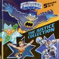 DC Super Friends: The Justice Collection HC (2017 Random House) 5-Books-in-1 1-1ST