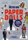 Doctor Who Paper Dolls SC (2017 HarperCollins) 1-1ST