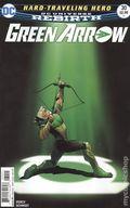 Green Arrow (2016 5th Series) 30A