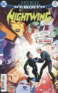 Nightwing (2016) 28A