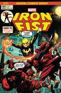 Iron Fist (2017 5th Series) 1HALLCOLOR
