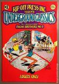 Underground Classics (1986) #1, 2nd Printing