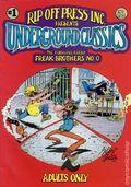 Underground Classics (1986) #1, 3rd Printing