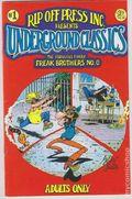 Underground Classics (1986) #1, 5th Printing