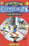 Underground Classics (1986) #1, 6th Printing