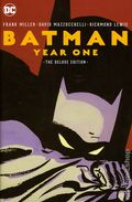 Batman Year One HC (2017 DC Deluxe Edition) 3rd Edition 1-1ST