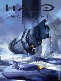 Halo Warfleet HC (2017 Thomas Dunne Books) 1-1ST