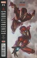 Generations Iron Man and Ironheart (2017) 1A