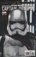 Journey to Star Wars The Last Jedi Captain Phasma (2017 Marvel) 1E