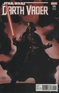 Star Wars Darth Vader (2017 Marvel 2nd Series) 5B