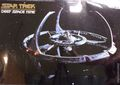 Star Trek Deep Space Nine Poster (1993 Paramount) ITEM#1