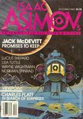Asimov's Science Fiction (1977-1992 Dell Magazines) Vol. 8 #12
