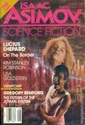 Asimov's Science Fiction (1977-2019 Dell Magazines) Vol. 11 #8