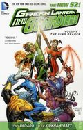 Green Lantern New Guardians TPB (2013-2015 DC The New 52) 1-REP