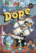 Dope Comix (1978) #1, 4th Printing