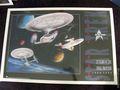 Star Trek 25th Anniversary Poster (1991 Paramount) ITEM#1