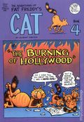 Adventures of Fat Freddy's Cat (1977-1992 Rip Off Press) #4, 5th Printing