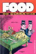 Food Comix (1980 Educomics) 1