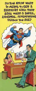 DC Comics Greeting Card (1978 DC Comics) 45