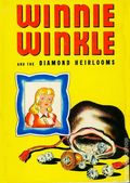 Winnie Winkle and the Diamond Heirlooms HC (1946 Whitman) 1D-1ST