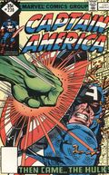 Captain America (1968 1st Series) Whitman Variants 230