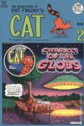 Adventures of Fat Freddy's Cat (1977-1992 Rip Off Press) #2, 7th Printing