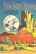 Long Rider and the Treasure of the Vanished Men HC (1946 Whitman) 1D-1ST