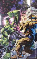 Thing VS Hulk II Poster (1994 Marvel) ITEM#1
