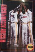 1998 NBA World Champions Poster (1998 Starline) ITEM#1