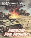 Commando War Stories in Pictures (1961 D. C. Thomson Digest) 2151