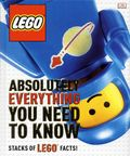 LEGO Absolutely Everything You Need to Know HC (2017 DK) 1-1ST