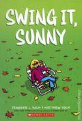 Swing It Sunny GN (2017 Scholastic Graphix) 1-1ST