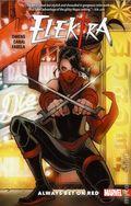 Elektra Always Bet on Red TPB (2017 Marvel) 1-1ST