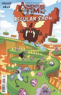 Adventure Time Regular Show (2017 Boom) 2B