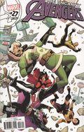 Uncanny Avengers (2015 Marvel 3rd Series) 27A