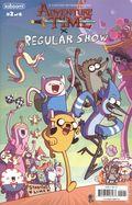 Adventure Time Regular Show (2017 Boom) 2SUB