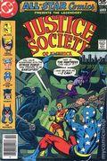 All Star Comics (1940-1978) Mark Jewelers 70MJ