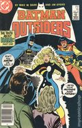 Batman and the Outsiders (1983) Mark Jewelers 16MJ