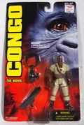 Congo the Movie Action Figures (1995 Kenner) ITEM#1