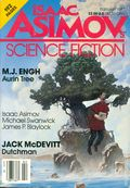 Asimov's Science Fiction (1977-2019 Dell Magazines) Vol. 11 #2